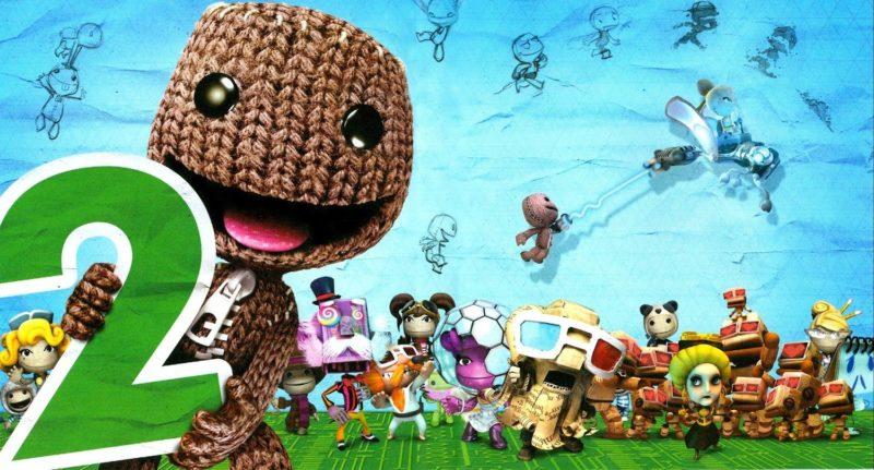 LittleBigPlanet 2 - Game PS3 Multiplayer