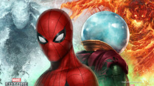 Marvel Future Fight Hadirkan Update Spider Man Far From Home