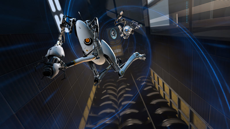 Portal 2 - Game PS3 Multiplayer