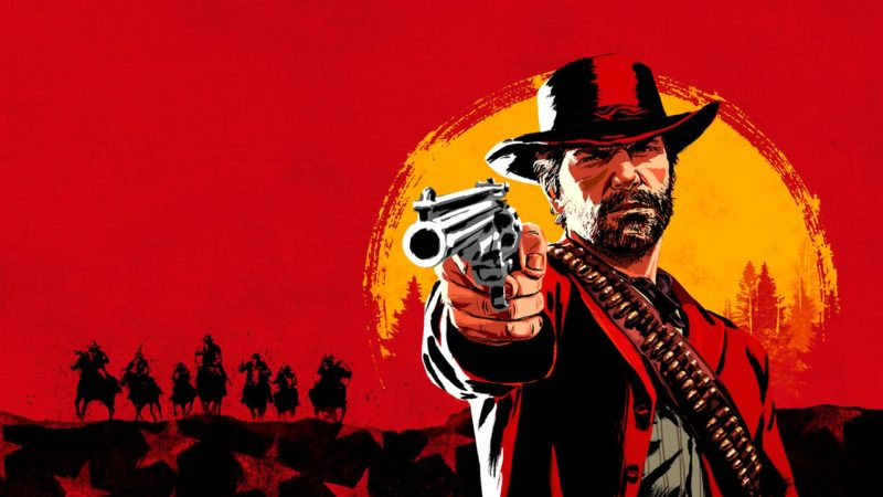 Red Dead Redemption - Game PS3 Multiplayer