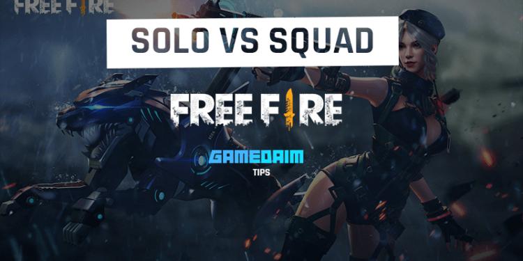 Tips Mengalahkan Musuh Full Squad Di Free Fire! Gamedaim