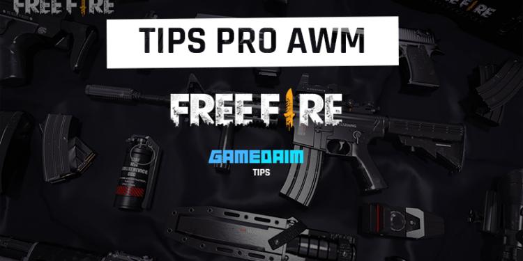 Tips Menggunakan AWM Seperti Pro Gamer! Gamedaim