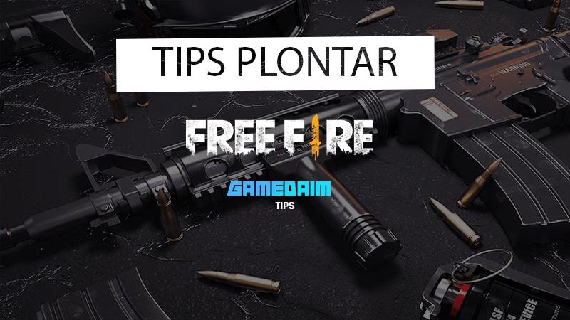 Tips Menggunakan Plontar Di Free Fire Seperti Pro Gamer! Gamedaim