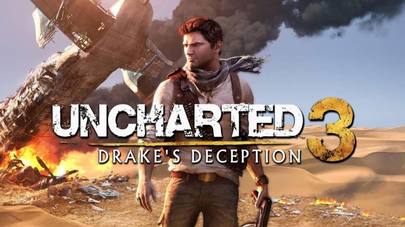 Uncharted 3: Drake's Deception - Game PS3 Multiplayer