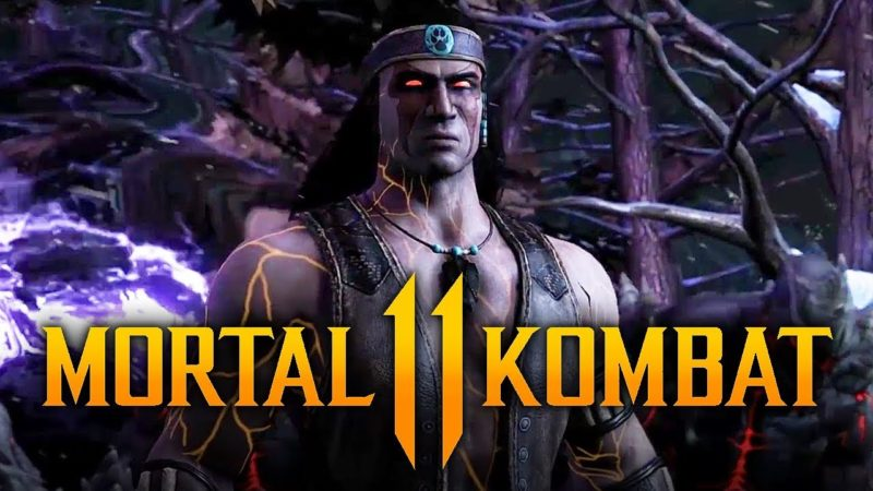 Mortal Kombat 11 Nightwolf