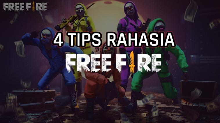 4 Tips Rahasia Free Fire, Auto Jadi Pro Gamer! Gamedaim