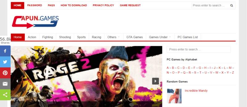 7 Rekomendasi Situs Download Game PC Bajakan Gratis Terbaik! Apunkgames