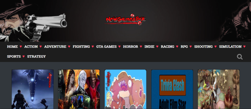 7 Rekomendasi Situs Download Game PC Bajakan Gratis Terbaik! New Games Box