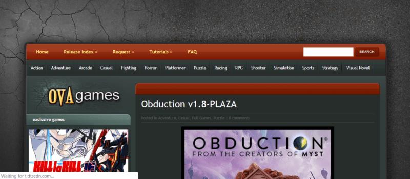 7 Rekomendasi Situs Download Game PC Bajakan Gratis Terbaik! Ova Games