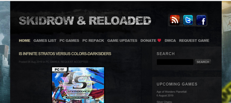 7 Rekomendasi Situs Download Game PC Bajakan Gratis Terbaik! Skidrow