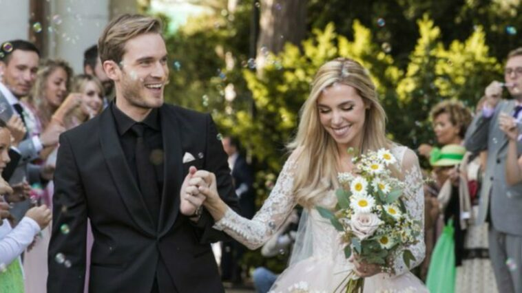 8 Tahun Berpacaran, PewDiePie Dan Marzia Resmi Menikah! Gamedaim