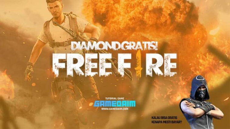 7 Cara dapat Diamond Gratis Free Fire dengan Mudah, Ayo Dicoba!