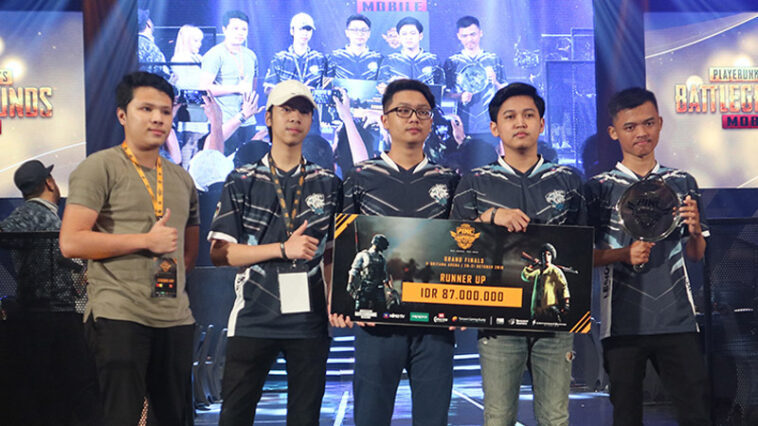 EVOS Divisi PUBG Mobile Siap Wakili Indonesia Di Tournamen PEGI 2019! Gamedaim