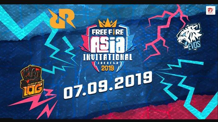 Free Fira Asia Invitational