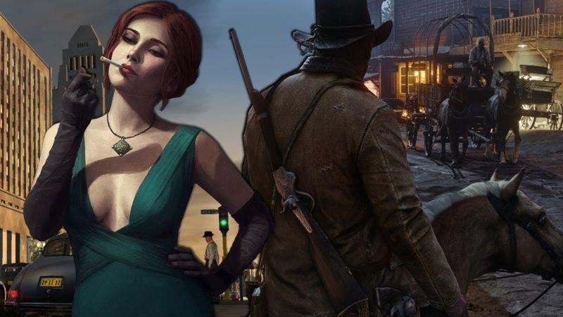 Inilah 5 Game Terkenal Yang Ternyata Masih Berada Dalam Satu Universe, Penasaran RDR La Noire