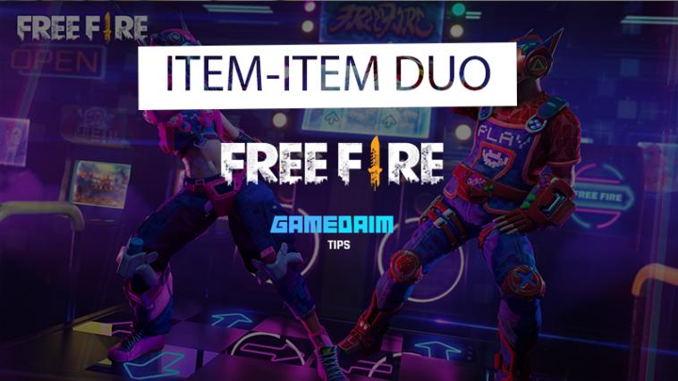 Inilah 5 Item Yang Wajib Kalian Gunakan Saat Bermain Duo Di Free Fire! Gamedaim