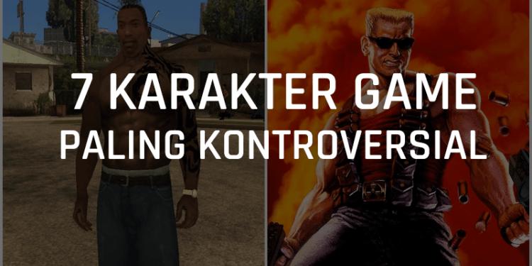 Inilah 7 Karakter Game Paling Kontroversial, Bisa Berhubungan Intim Gamedaim