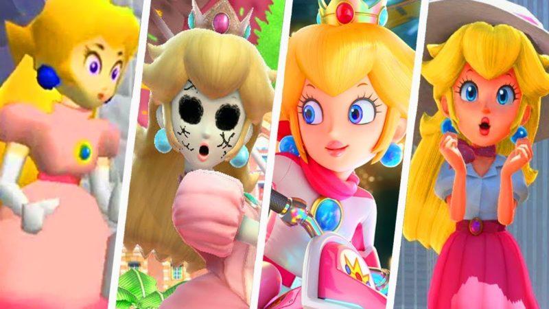 Inilah 7 Karakter Game Paling Kontroversial Bisa Berhubungan Intim Princes Peach