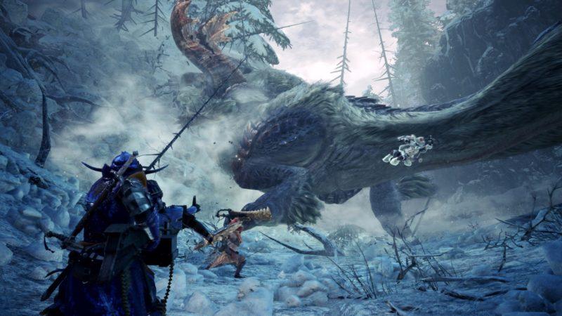 Monster Hunter World Iceborne Versi PC Akan Dirilis