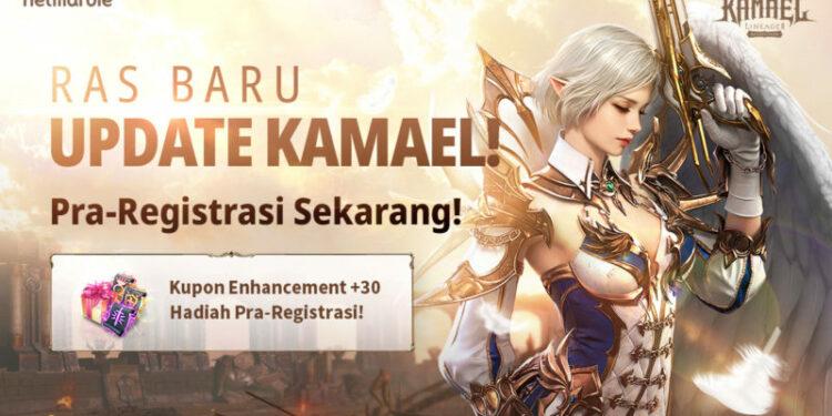 Pra Registrasi Update Besar 'Lineage2 Revoluion' Dengan Ras Terbaru 'Kamael' Dibuka