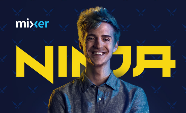 Streamer 'Ninja' Resmi Tinggalkan Twitch Dan Secara Eksklusif Beralih Ke Mixer! Gamedaim