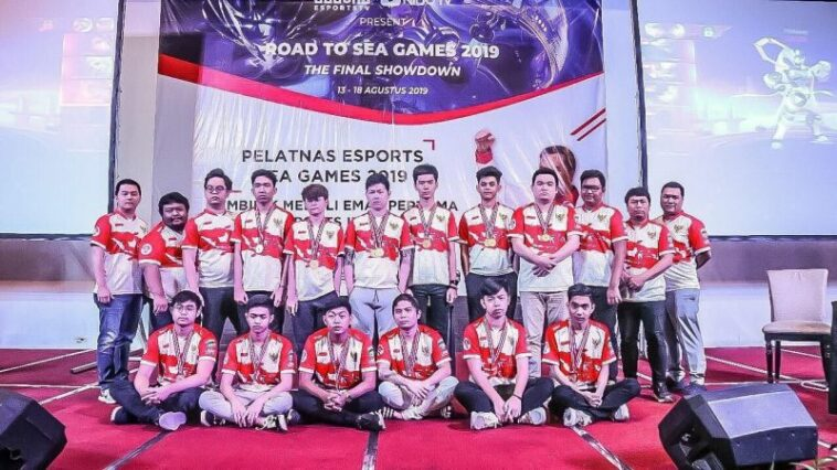 Timnas Mobile Legends