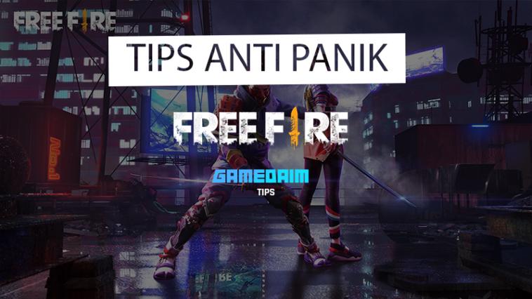Tips Anti Panik Saat Melawan Musuh Di Free Fire! Gamedaim