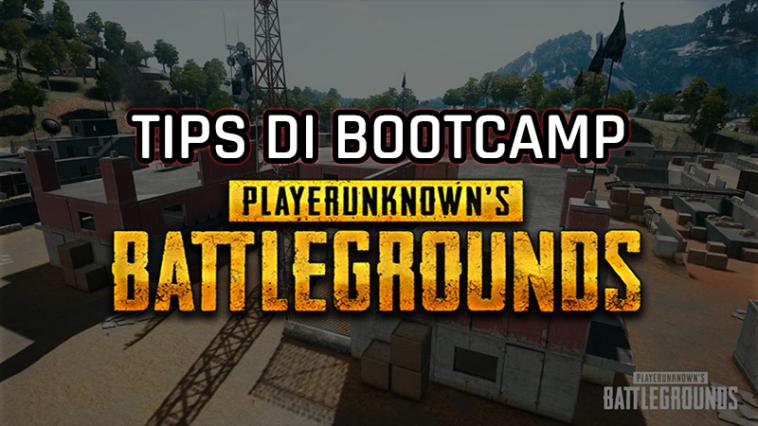 Tips Bertahan Hidup Di Bootcamp, Tempat Paling Barbar Di Sanhok! Gamedaim