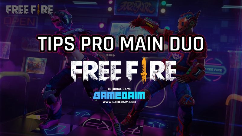 Tips Pro Main Duo Di Free Fire, Auto Booyah! Gamedaim