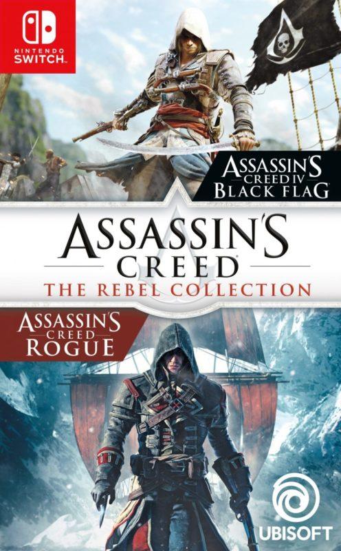 Assassins Creed Rebel Collection Resmi Akan Rilis Secara Eksklusif Di Nintendo Switch