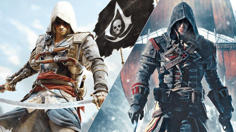 Assassin's Creed Rebel Collection Resmi Akan Rilis Secara Eksklusif Di Nintendo Switch! Gamedaim