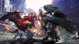 Benarkah Mobile Legends Akan Berkolaborasi Dengan Monster Hunter World Gamedaim