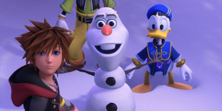 DLC Re Mind Kingdom Hearts III Umumkan Musim Rilis! Gamedaim