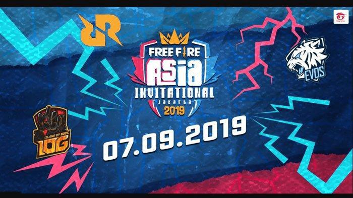 Free Fira Asia Invitational