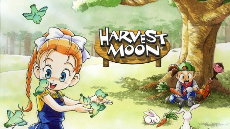 Game Harvest Moon Terbaru Akan Rilis Di PlayStation 4! Gamedaim