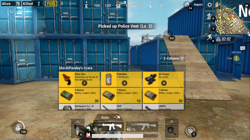 Inilah 3 Lokasi Terbaru Mencari Flare Gun Di Map Erangel PUBG Mobile Novorepye