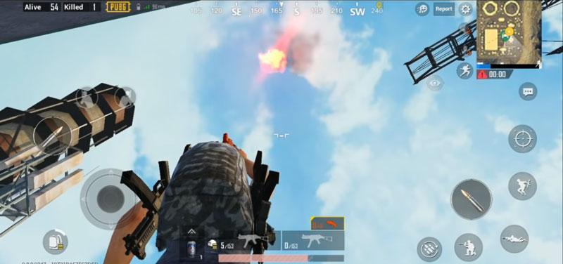 Inilah 3 Manfaat Flare Gun Di PUBG Mobile Air Drop