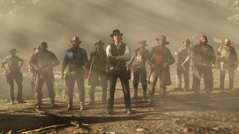 Inilah 5 Hukuman Paling Sadis Untuk Cheater Game Dibanned Selama Tujuh Ribu Tahun Red Dead Redemption