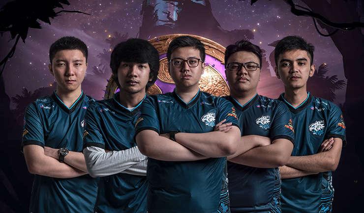 Inilah 5 Tim Esports Dota 2 Terbaik Di Indonesia EVOS Esports