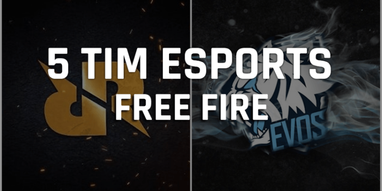 Inilah 5 Tim Esports Free Fire Terbaik Di Indonesia! Gamedaim