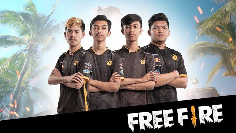 Inilah 5 Tim Esports Free Fire Terbaik Di Indonesia Rrq Poseidon