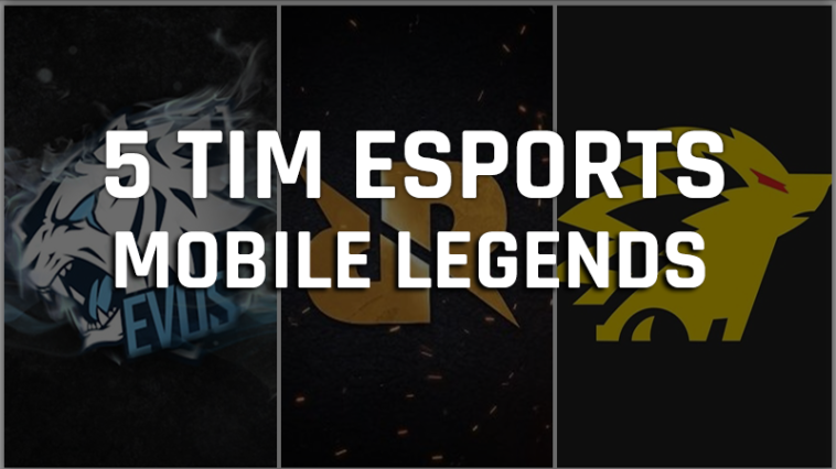 Inilah 5 Tim Esports Mobile Legends Terbaik Di Indonesia (Update 2019)! Gamedaim