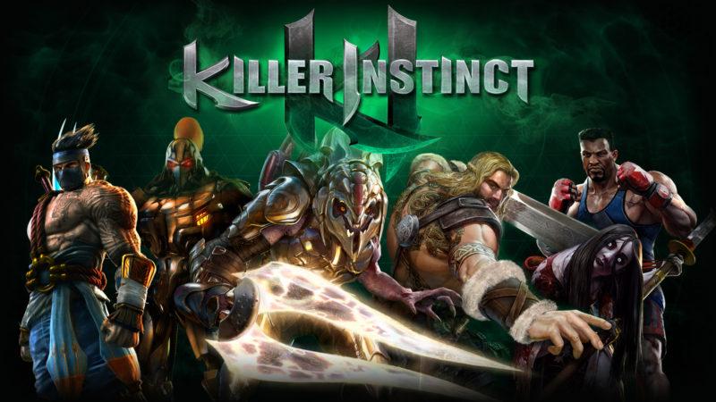 Inilah 7 Game Fighting Yang Dipertandingkan Di Esports Killer Instinct