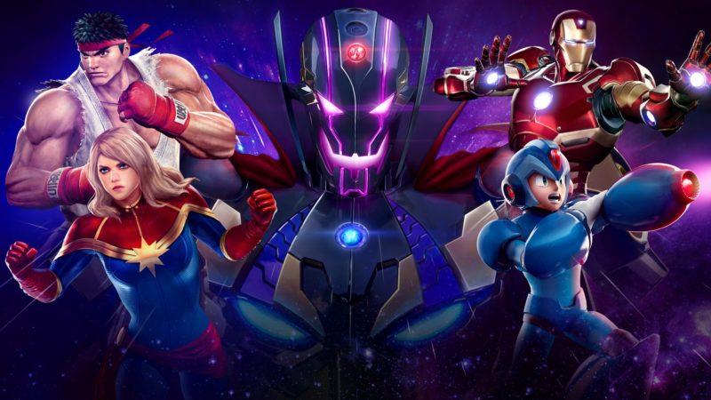 Inilah 7 Game Fighting Yang Dipertandingkan Di Esports Marvel Vs Capcom