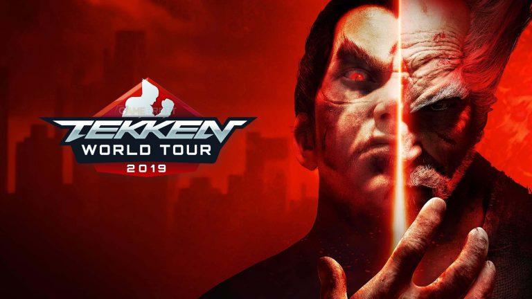 Inilah 7 Game Fighting Yang Dipertandingkan Di Esports Tekken 7