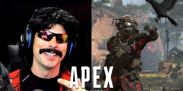 Merasa Jengkel Dengan Respawn Entertainment, Dr DisRespect Uninstall Apex Legends! Gamedaim