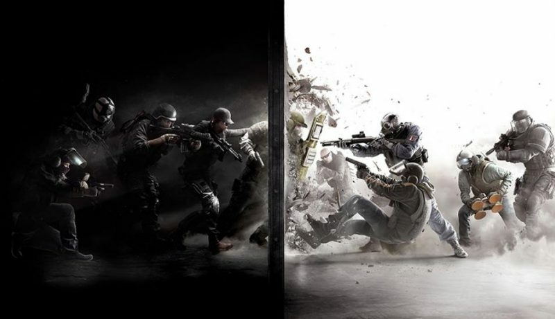 Rainbow Six Siege - Game PS4 Multiplayer