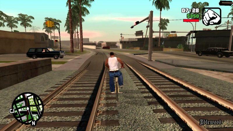 GTA San Andreas SA