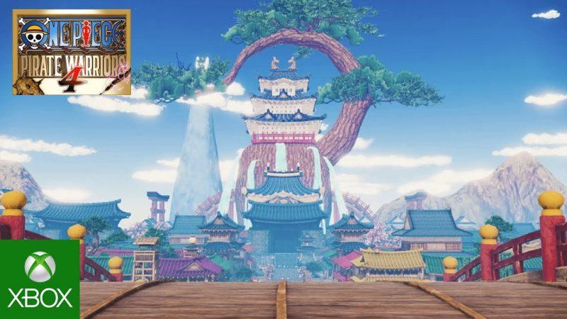 TGS 2019 One Piece Pirate Warriors 4 Perlihatkan Gameplay Apik Di Wano Country! Gamedaim