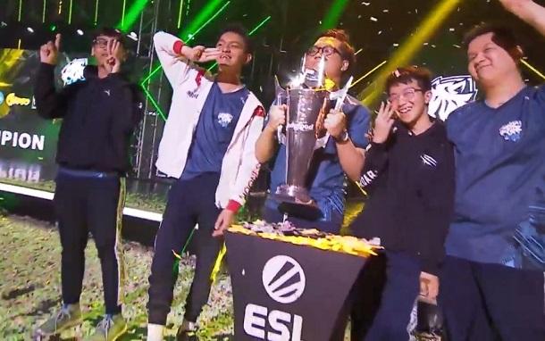 Tak Terkalahkan EVOS Esports Resmi Juarai ASL 3 Kali Berturut Turut